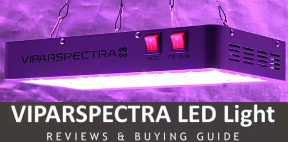 ViparSpectra: Affordable, Quality LED Grow Light Source -